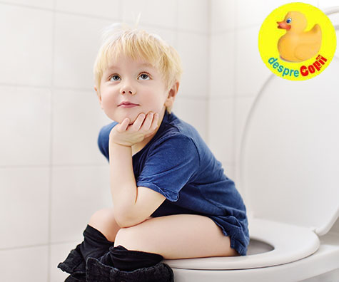 (P) Mit sau realitate? Poti scapa de constipatia bebelusului schimband laptele praf?