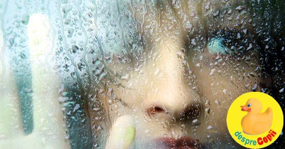 Depresia postpartum, o boala reala si nu un moft