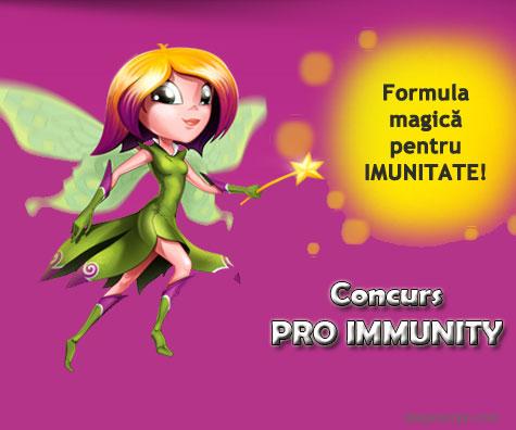 Ce extracte naturale contine Proimmunity? - CONCURS