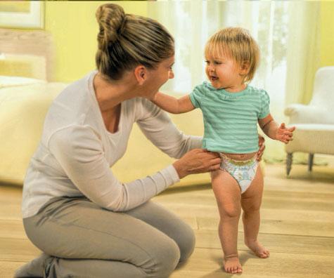 Importanta libertatii de miscare la bebelusi