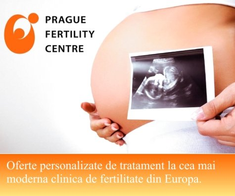 Ofertele de tratament la Clinica de Fertilitate din Praga (Prague Fertility Centre) - 2015