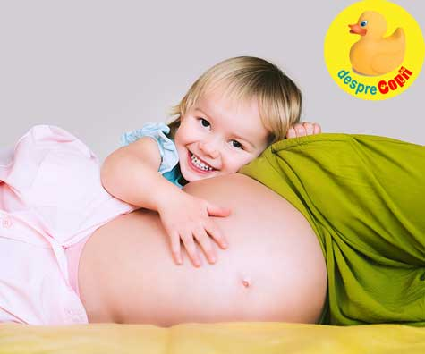 Saptamana 36: nerabdarea surioarei e tot mai mare - jurnal de sarcina