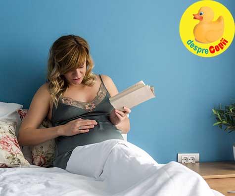 Cele mai duioase miscari ale bebelusului in burtica - jurnal de sarcina