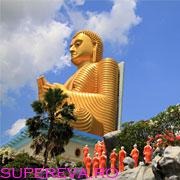 4 atractii turistice in Sri Lanka