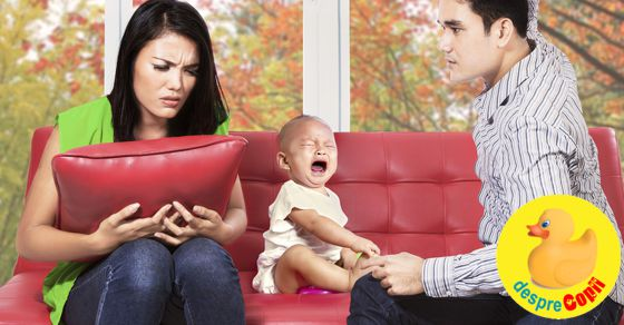 Abuzul emotional si violenta domestica dupa nastere