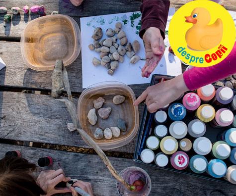 12 proiecte si activitati de primavara pentru copii
