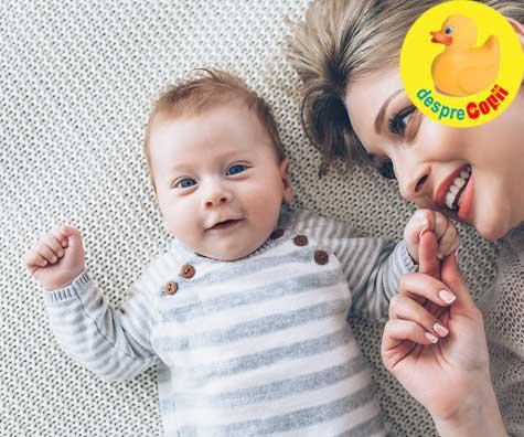 Primele activitati senzoriale pentru bebelusi. Inca de la 2 luni putem incepe stimularea senzoriala - iata cum