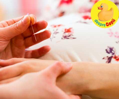 Alternative eficiente la anestezia peridurala / epidurala