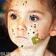 Aelita Andre – Picasso la 4 ani