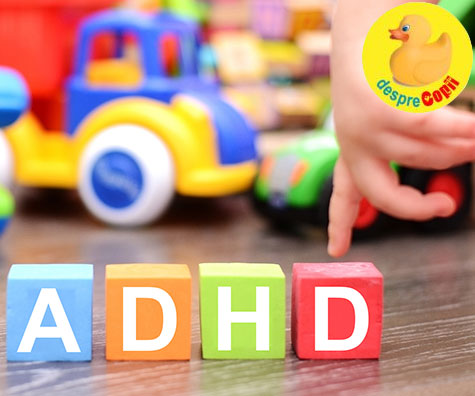 Este ADHD-ul supradiagnosticat?
