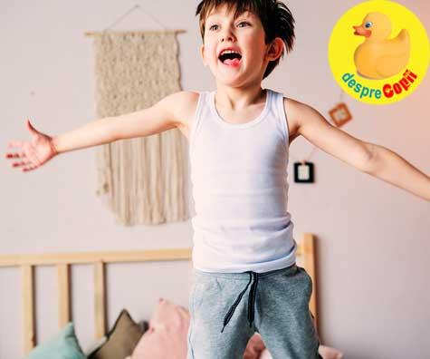 Copilul are ADHD sau e doar imatur?