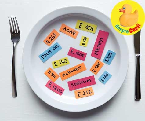 10 aditivi alimentari care trebuie evitati