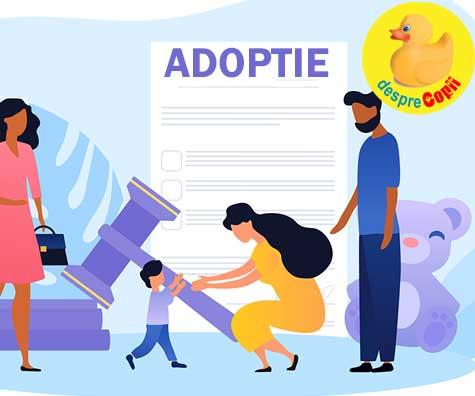 Adoptia in Romania: sperante de o viata noua, plina de iubire, pentru tot mai multi copii - raport Unicef