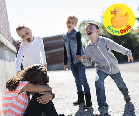 Cand vine vorba de bullying, cat de mult ar trebui sa se implice parintii?