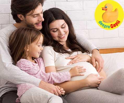 De 4 ani ne mai dorim un copil si am reusit - jurnal de sarcina