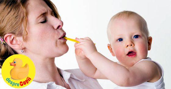 Alimentatia mamicilor care alapteaza poate influenta laptele