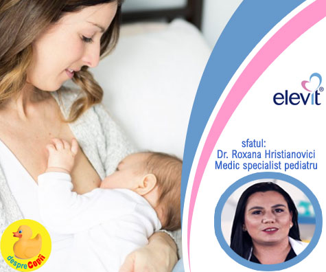Care sunt nevoile nutritionale ale unei mamici care alapteaza? - sfatul medicului ✔