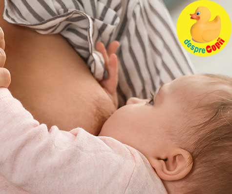 11 semne ca alaptarea bebelusului nu merge bine. Cu realism despre alaptare - sfatul specialistilor