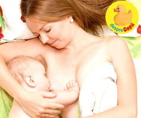 Alaptarea si fertilitatea mamei - daca planifici o noua sarcina si inca alaptezi trebuie sa stii asta.