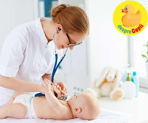 Decizii importante de luat pentru copil inainte de nastere: alegerea unui pediatru