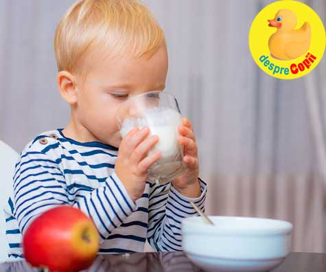 Invata-ti copilul sa face alegeri alimentare sanatoase inca de cand e mic - cu aceste 10 sfaturi de la nutritionist