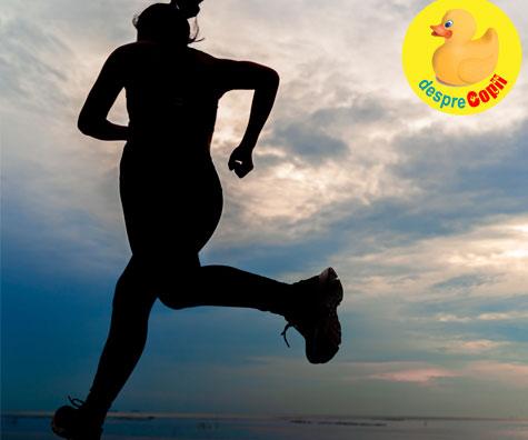 Iata in ce mod alergatul iti afecteaza imunitatea