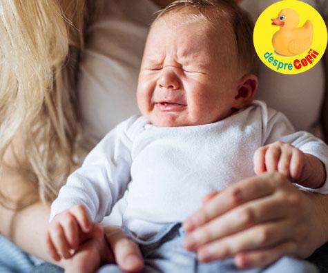Poate fi bebelusul alergic la laptele matern? Iata ce trebuie sa stii.