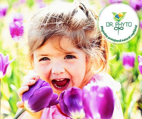 4 modalitati prin care putem ajuta copilul in timpul alergiilor sezoniere