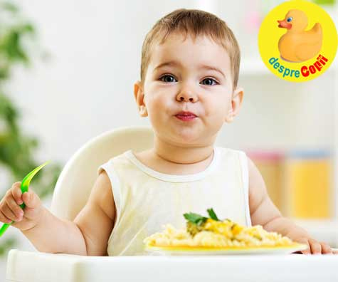 Alimentatia copilului de varsta mica (dupa varsta de un an) - Emisiune marca Desprecopii