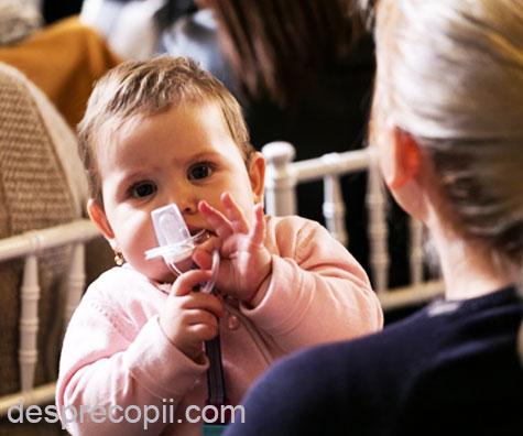 Ultimele noutati in domeniul diversificarii alimentatiei bebelusului