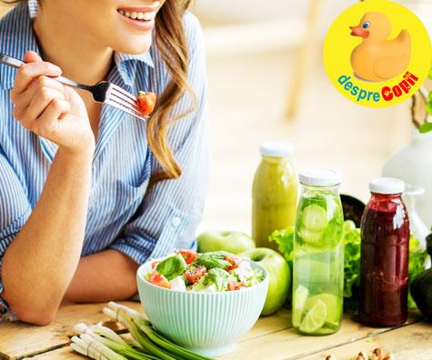 Ce modificari trebuie sa faci in alimentatie si stil de viata, daca esti insarcinata?