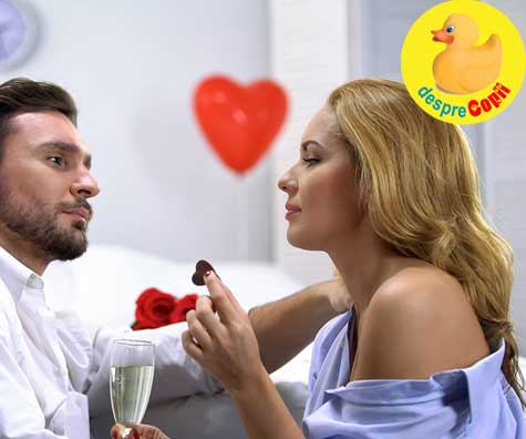 Sexul si alimentele din bucatarie