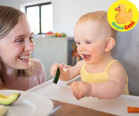 Acestea sunt cele mai bune alimente pentru bebelusul tau - sfatul unui nutritionist celebru