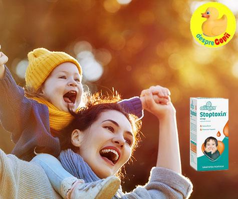 Protejeaza natural ficatul copilului tau