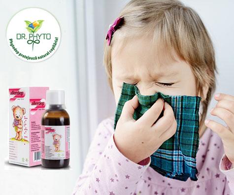 ALLERDEP - previne si reduce manifestarile alergice