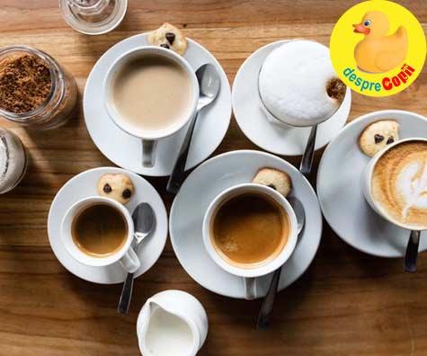 7 alternative delicioase si sanatoase la cafea