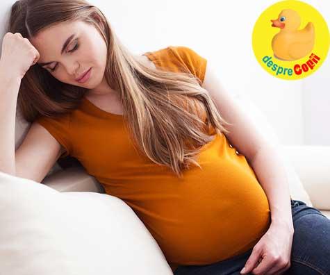 Alegerea nasilor pentru bebe este foarte complicata si am impresia ca asist la un film fara drept de rol - jurnal de sarcina