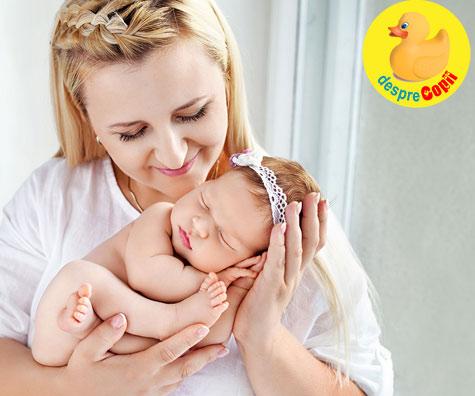 Nasterea la Focsani: nu am stiut ca iubirea nu are limite pana nu mi-am intalnit fetita - jurnal de nastere