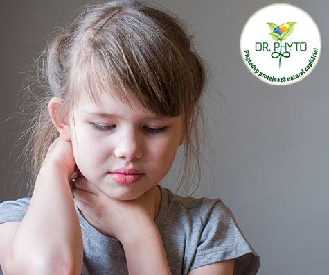 Amigdalita la copii vara! Este posibil?