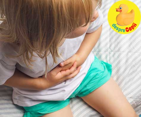 Amoebiaza la copil - simptome, cauze si tratament