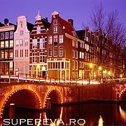 "Amsterdam si faimosul ""Red Light District"""