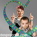 "Tanta Nedelcu sau ce inseamna sa fii  mamica ambasador al campaniei ""1 pachet = 1 vaccin"""