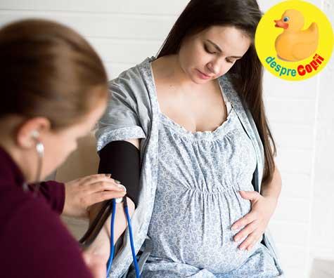 Ce analize si ce pastile imi sunt recomandate in timpul sarcinii - jurnal de sarcina