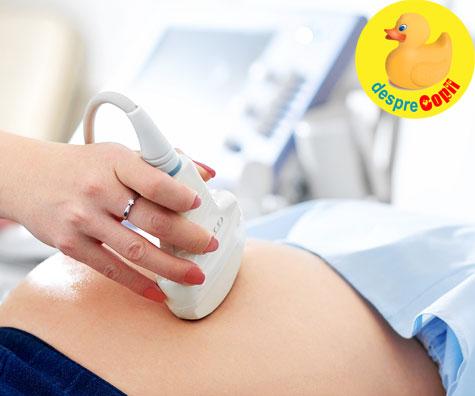 Ce teste prenatale sunt recomandate in trimestrul 3 de sarcina?