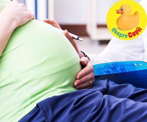 Ce teste prenatale si analize sunt recomandate in trimestrul 2 de sarcina?