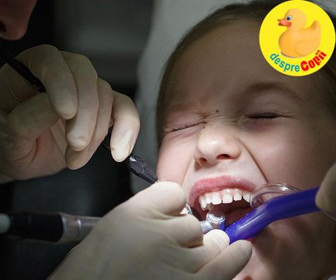 De ce a murit un copil de la anestezie la dentist - ce trebuie sa intelegem noi, parintii