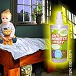 Spray-ul impotriva monstrilor, in sfarsit avem reteta