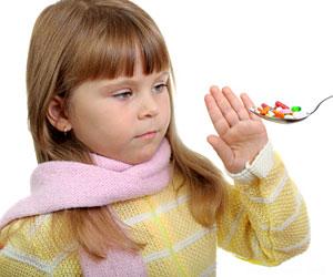 Antibioticele la copii si bolile digestive