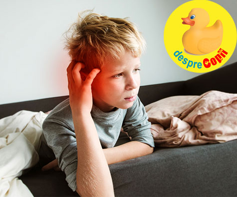 Antibioticele trateaza infectiile urechii? Nu in orice situatie.