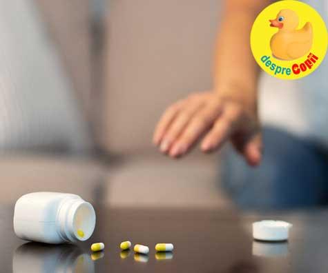 Antidepresivele si sarcina. Intre simptome si riscuri.